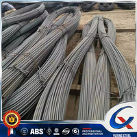 12m Length Deformed Steel Rebar U