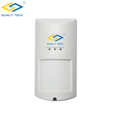 EV1527 433mhz Wide Angle 110 Degree Wireless PIR Sensor Passive Infrared Motion Detector