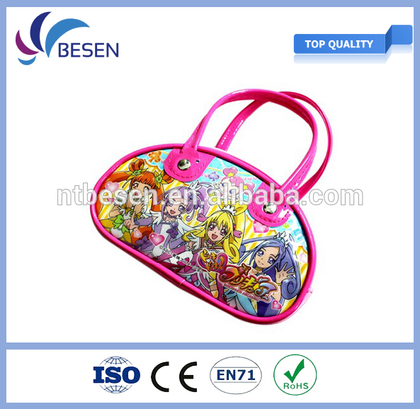 factory hot sales fashion lady elegent cosmetic bag