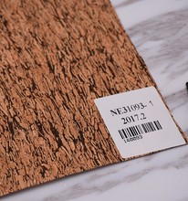 Sheets In Different Design And Cheap Price Finished Cork Leather For Sandals