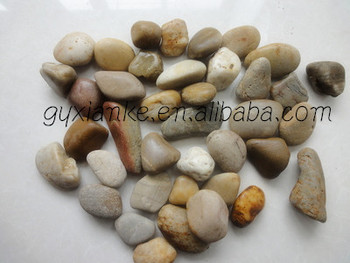 High-quality Pebble\Gravel Water Treatment Media