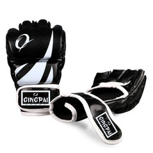 Wholesale high qulity PU leather Sparring personalized Design Your Own Mma Fighting Gloves
