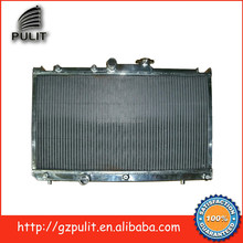 All aluminum radiator and auto radiator for 1992-1996 Toyota Corolla AE100 performance radiator OEM 16400-15690