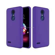 Soft Gel liquid silicone protector case for LG k10