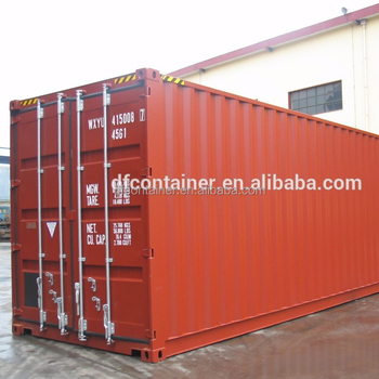 40Feet High Container Marine shipping container/ marine container/dry container