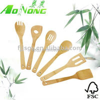 bamboo kitchen utensil