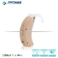Supplier Factory Direct Sale AG5 battery bte ear tips hearing aid device