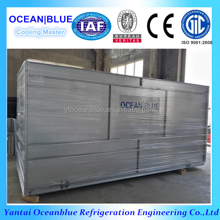 high quality hot-dip galvanized coil water cooled condenser