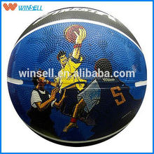 All size black basketball picture