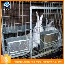 Rabbit raising equipment wire cage