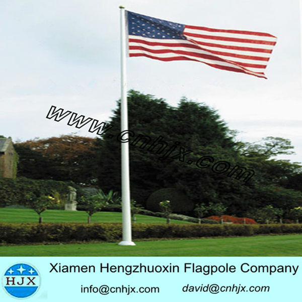 20ft to 40ft us flag poles for home garden/business/sports