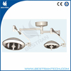 hospital surgical room two domes ceiling operation room light