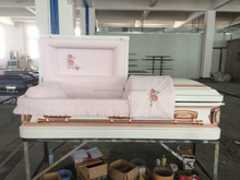 KM1824 china caskets wholesale luxury coffins for the dead
