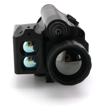 Quick start-up 17um Pixel Pitch 25mm Objective lens 50Hz Frame Rate monocular thermal image rangefinder
