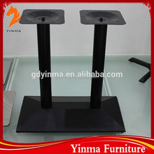 2016 factory price wrought iron coffee table legs