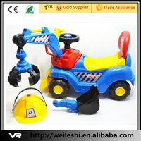 Best gift for your baby! Sand toy excavator/toy excavator with music play