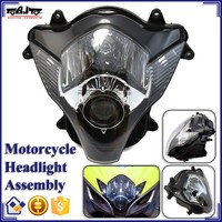 BJ-HLA-001 OEM ABS plastic custom motorcycle headlight assembly for Suzuki gsxr600750