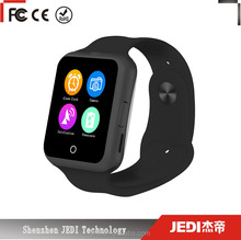 Shenzhen fashion Gorgeous frame smart watches supporting All Nucleus or IOS 7and above or Android 4.3 and above smartphone