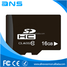 Wholesale Price 16GB Full Capacity Class 10 Memory Card 16 GB