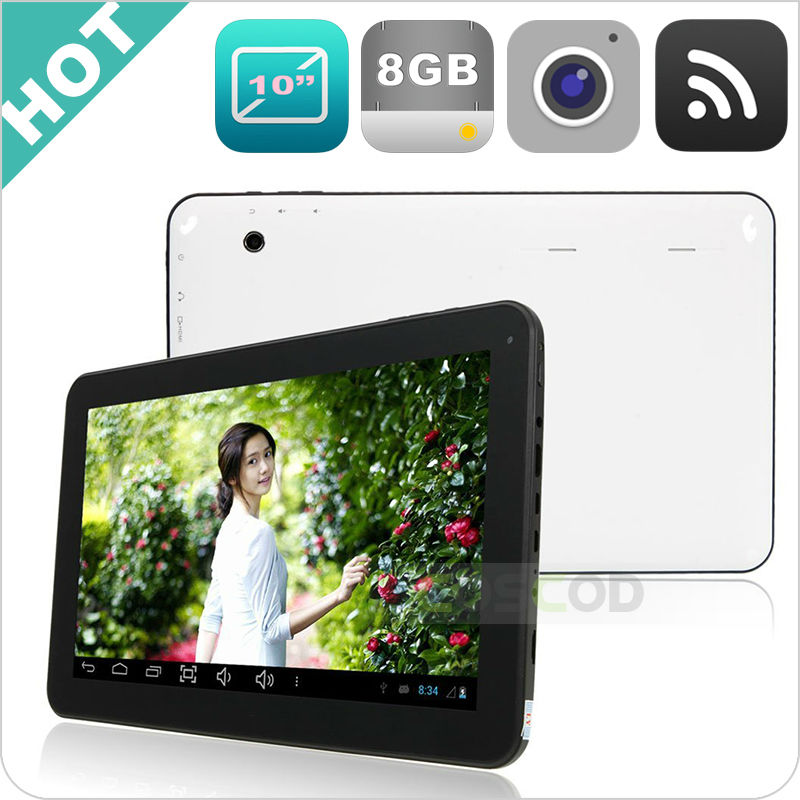 Wholesale 7'' - 10'' zte v9 tablet with 3G / Bluetooth / Call Phone / GPS