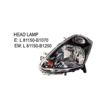 FOR TOYOTA PASSO 04'-06' Auto car head lamp