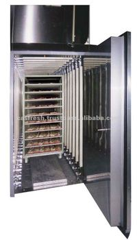 Quick Food Freezer with CAS Function (2 Rack Type)