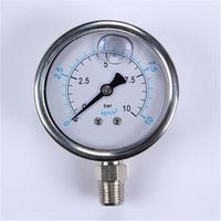 Durable Light Weight Easy To Read Clear With Differential Transformer Pressure Gauge