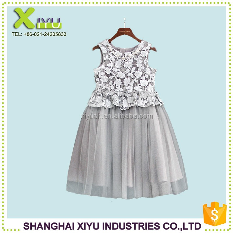 Creative Design Well-designed children latest fashion dress designs