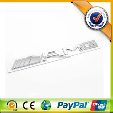 Design Adhesive ABS Chrome Car Accessories Logo