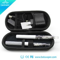 Best selling luxury electronic cigarette vaporizer ego ce5 starter kit with rebuildable clearomizer