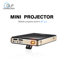 Stable quality Android 5.1 mini pico pocket latest projector mobile phone