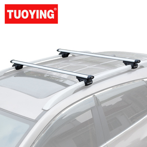 Rack Window Frame Car Top Roof Cross Bars Luggage Cargo Carrier