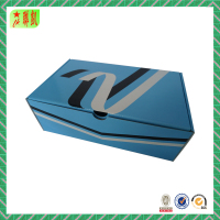 Fashion Gaine Shoe Paper Boxes For Shoes