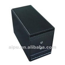 Mini slot depository safes UC8612K/ 6mm body , 12mm door / 215 x 152 x 305(mm) / UL listed safe deposit