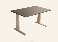 T shape table leg metal office table leg