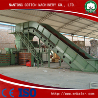 Hydraulic Baling Machine For Pressing Waste