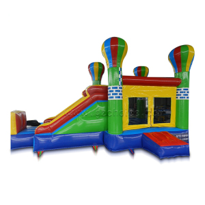 Hot Sale Commercial Inflatable Bouncer, Inflatable Toys Jumping Bouncy Castle With Slide