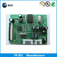 2 layer ENIG PCB with flying probe tester/fr4 double sided pcb