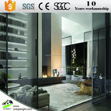Guangzhou Wholesale PVC Aluminum Alloy Sliding Glass Heavy Duty Door
