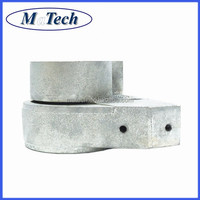 OEM / ODM Service Ductile Iron machined casting parts