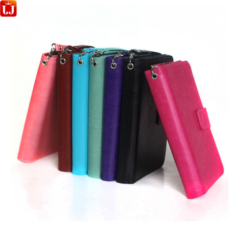 Note 4 Case Multi-function Phone Case Leather Case for Samsung Galaxy Note 4 With 9 Card Slot Flip Cover