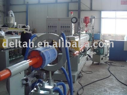 PE Foam Net making machine line