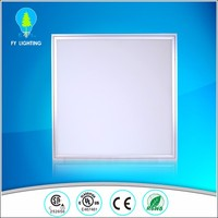 ce rohs approved warn white 30w dimmable square led 600x600 ceiling panel light