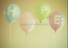 Full Color Printing ballon Promotional colorful printed balloons