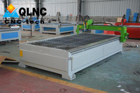 Steel floor tile sheet metal table type cnc plasma cutting machine