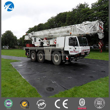 Plant Provides Lightweight Plastic Mobile Crane Access Grounding Grass Protection Mat