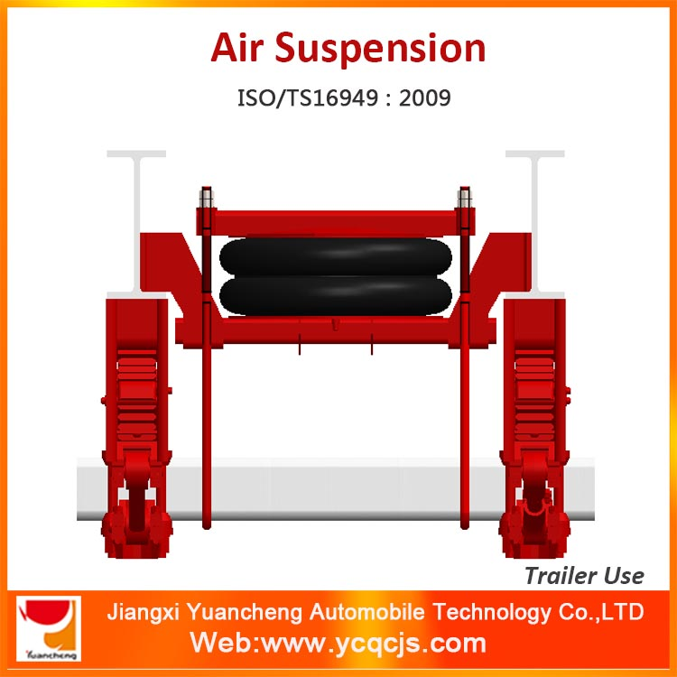 Commercial Vehicle Small Airbag Suspension Trailer Lift Kit