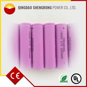 24 Volt 18650 e-Bike Amaron Lithium Ion Cylindrical Battery