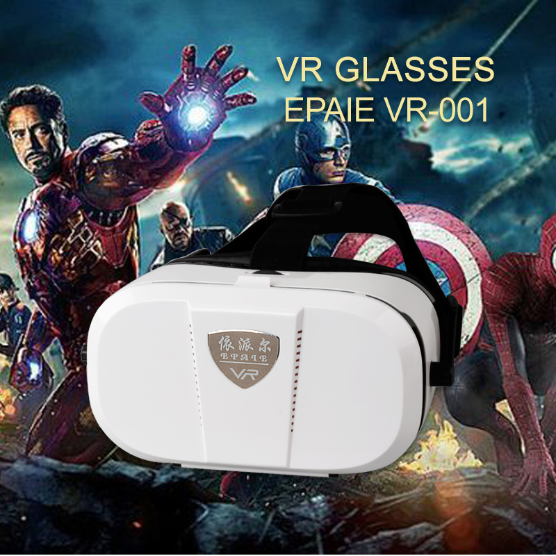 wholesale high quality vr cardboard xnxx video 3d glasses with mobile vr headsets