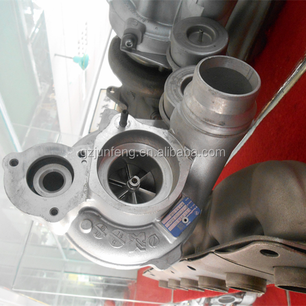 Auto Gasoline engine parts 18539880004 18539700000 18539880000 B03 Turbocharger for BMW 335 i E90 E91 E92 E93 2.9L N55 Engine